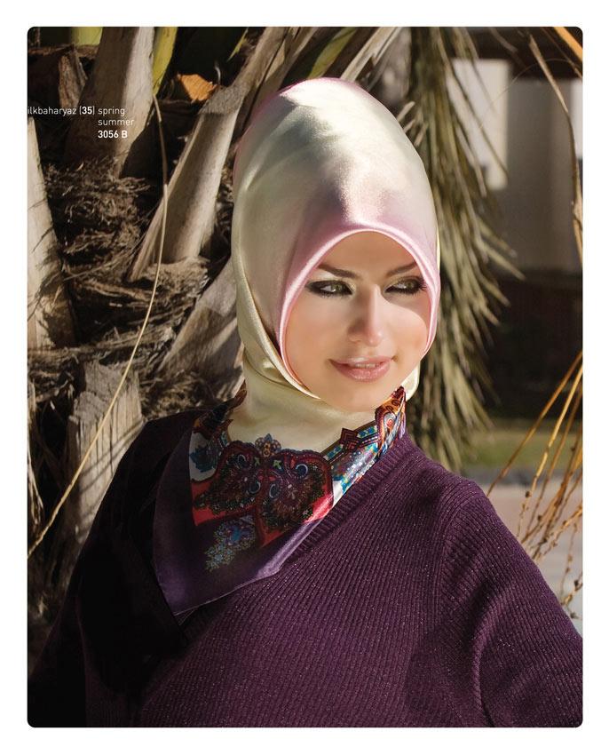 لفات طرح خليجية و تركية 2011 موضة 2012 روعه و جميلة t3.jpg