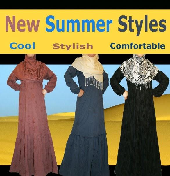 Hijabi Style Hijab Fashion Blog New Summer Jilbab Styles At Masoomah