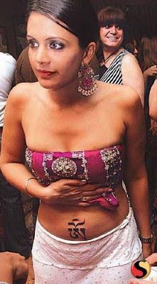 Tanushree Dutta Nip Slip