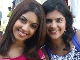 hot actress reecha gangopadhyay deeksha seth pics