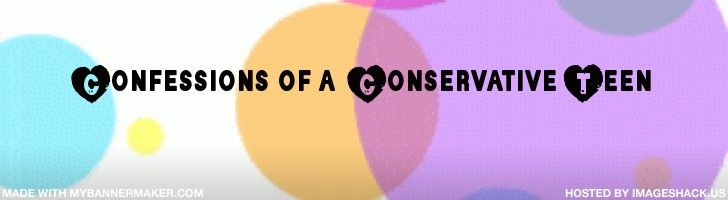 Confessions of a Conservative Teen