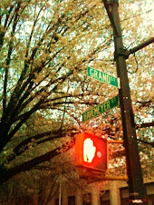 Traffic Lights meets Spring Time