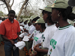 ALL HAIL PLATOON 2 NYSC OFFICIAL, MR T. AKILE