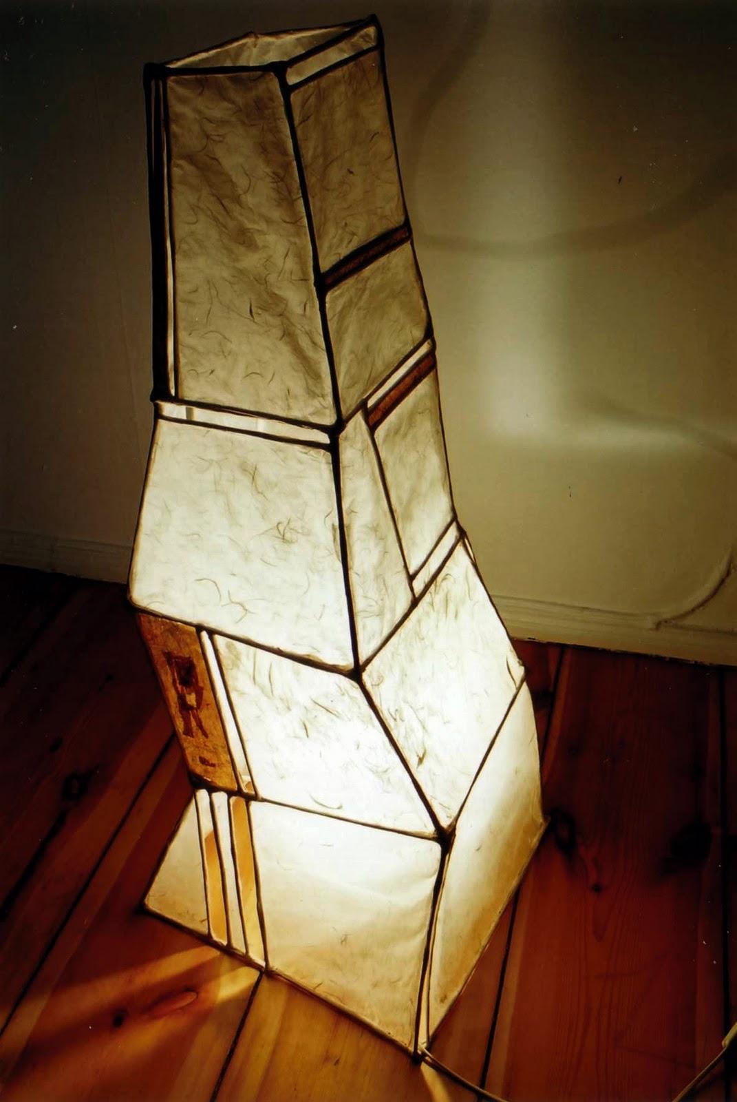 Lampe Aus Pappmache ~ Hausdesignhub.co