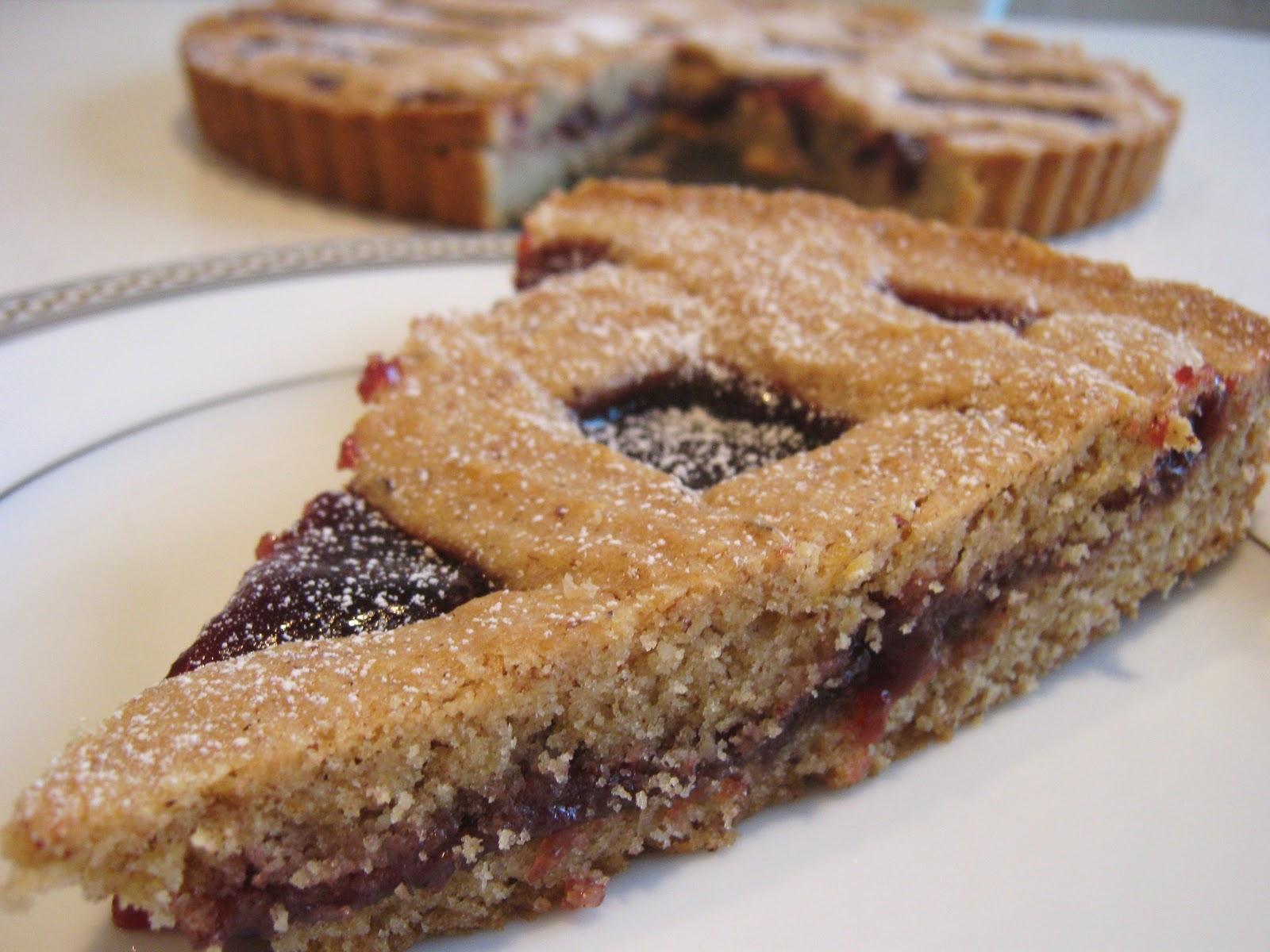 Linzer torte joy of baking