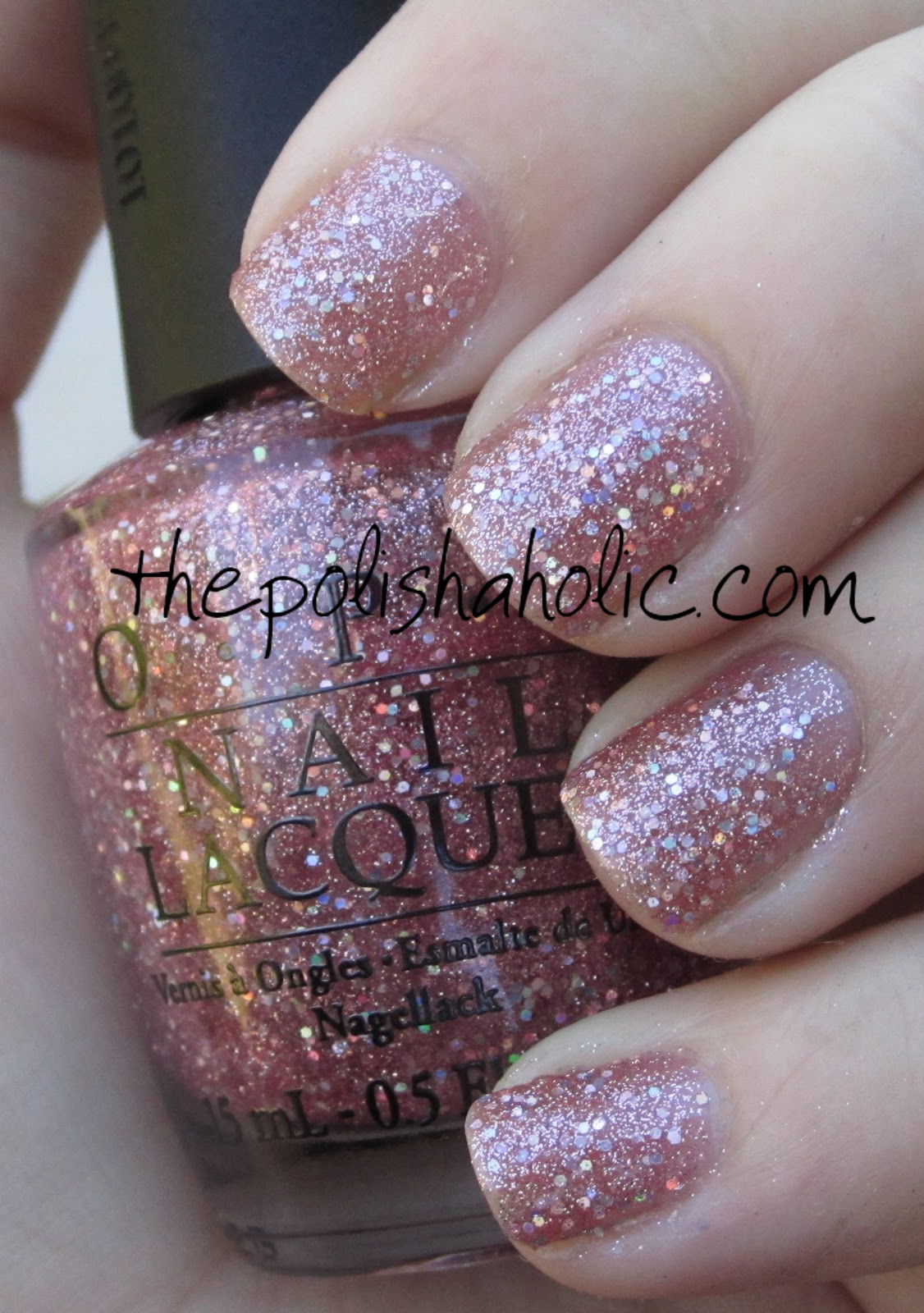 The PolishAholic: OPI Katy Perry Collection Swatches & Review