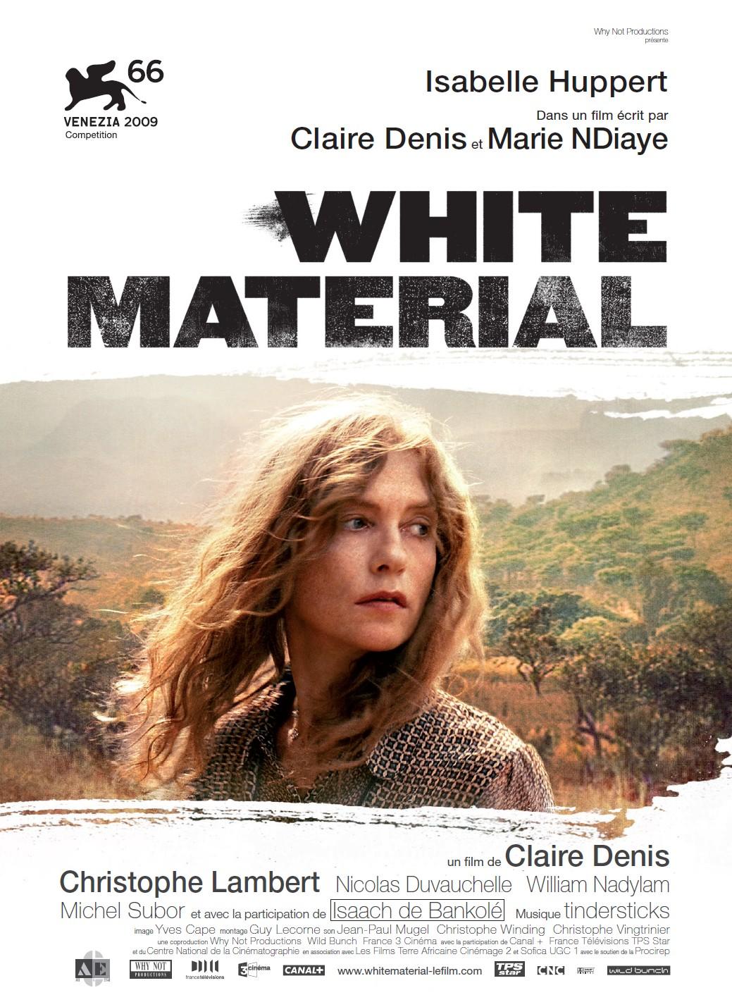 Una mujer en África (White Material)
