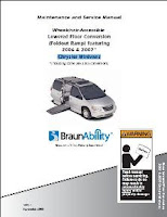 Chrysler Minivans Service Manual