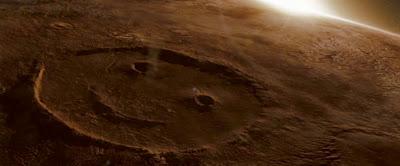Watchmen Mars
