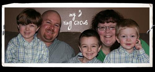 My 3 ring circus