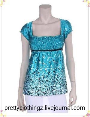 لعشاق اللون التركواز Turquoise-Blue+Top+Photobuket