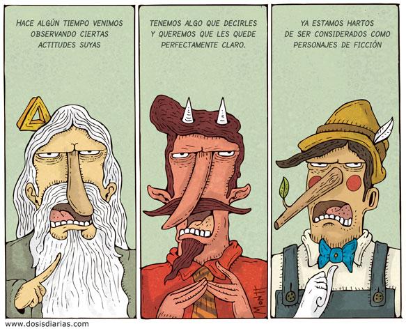 Humor gráfico sobre las religiones y dioses Tr%C3%ADo