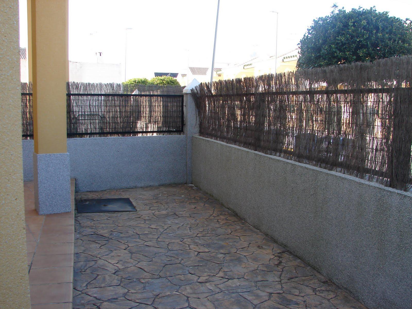apartamento en rota cadiz alquiler verano terraza 3