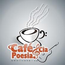 Somos pequenos riachos que ao encontro das águas, formamos um grande rio, chamado:Café,Poesia e Cia