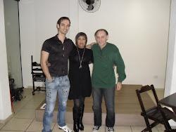 Elen,Tiago e Luiz....É nós na fita...rs