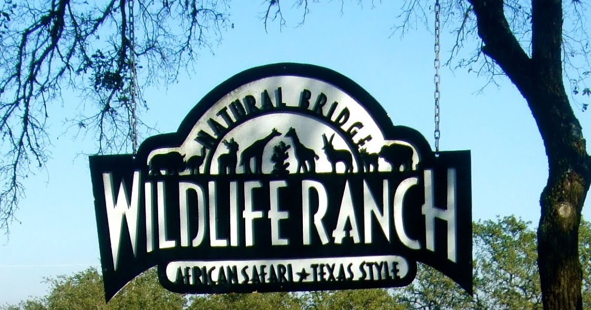 Wildlife ranch san antonio coupons