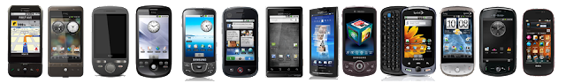 Android Growth, Device Market Share divulged by Admob Report