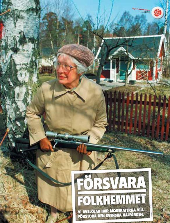 det svenska folkhemmet