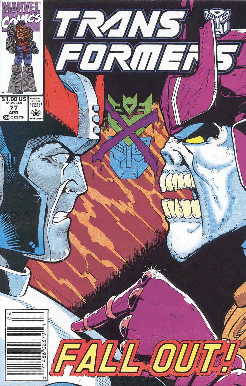 transformers exodus book review
