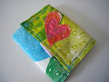 carteira corações Ref.: #014