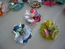 passadores em flor pequena Ref.: #001, #002, #003