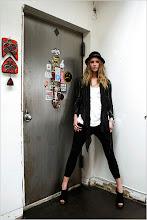Models: Erin Wasson