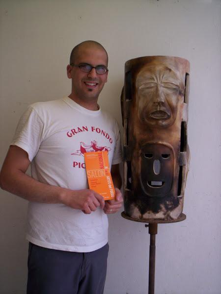 Primer salón nacional de cerámica de la escuela Rogelio Yrurtia
