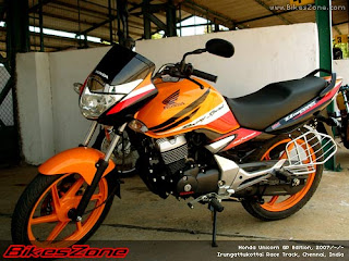 Honda Unicorn Grand Prix GP Edition, bike, honda