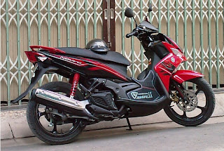 Yamaha Scooter, nuovo