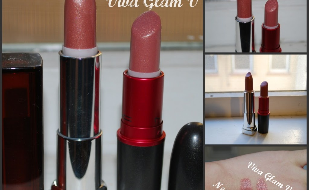 Beauty Is Not Caused: Dupe Alert: Match For MAC Viva Glam ...