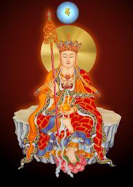Ti Cang Wang Phusa (Ksitigarbha)