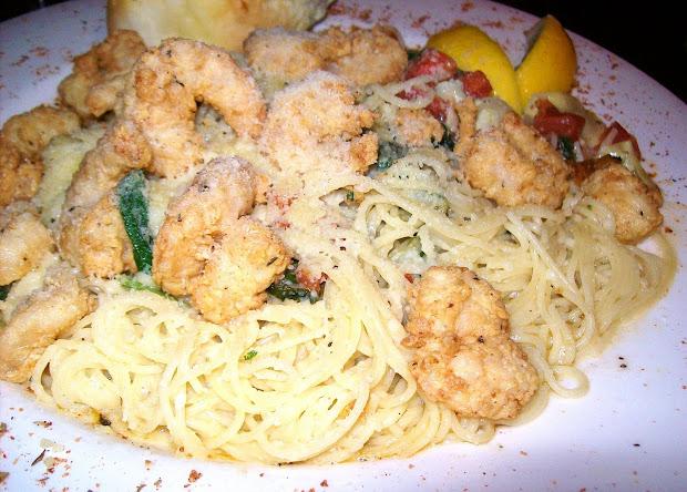 cajun delights parmesan shrimp