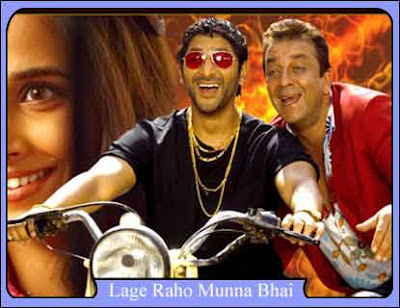 A great surprise to producer and director of 'Lage Raho Munna Bhai'