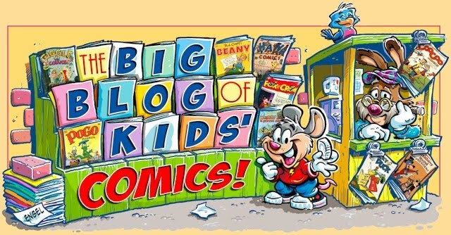 The Big Blog of Kids Comics!