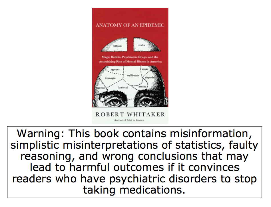 Anatomy of an epidemic criticism