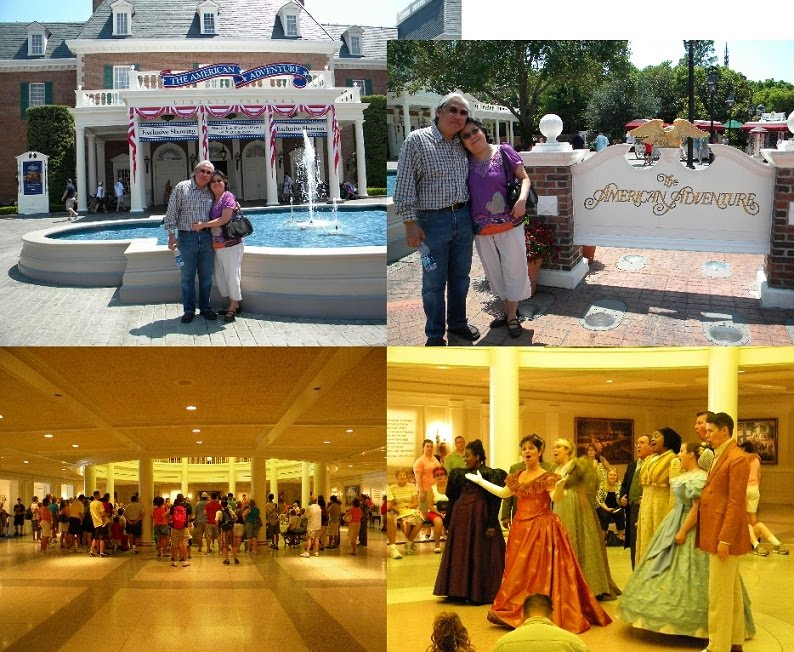 yes  the american adventure