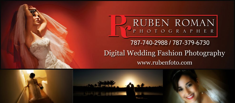 Ruben Roman  Destination Wedding Photographer