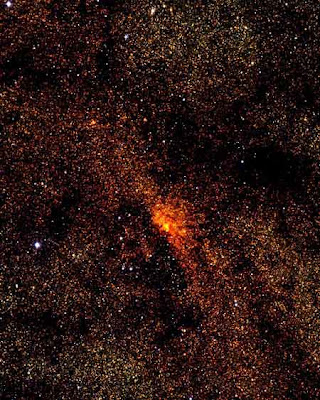 2 Surprise Star Formation Found Near Black Hole