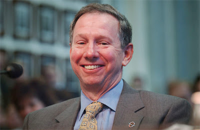 1 Interim NASA Chief Takes Charge Until Obama Settles on Successor