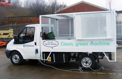 garbagebio ed01 The Worlds First Garbage Powered Garbage Truck