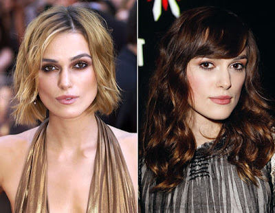 keira knightley hair color. Keira Knightley#39;s hair