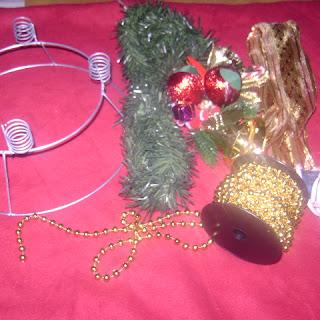 Navidad: Corona de Adviento (2)