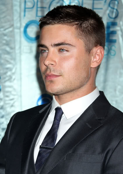 Zac Efron is consistently switching up his hair cut, and I love it.