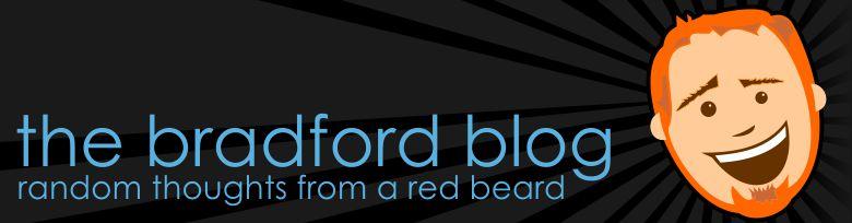 The Bradford Blog
