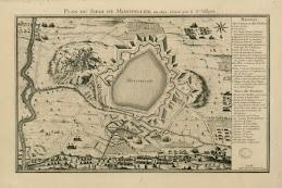 Le siège de Montpellier