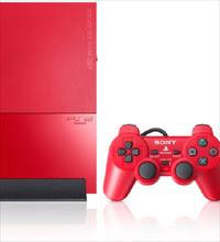 Japão ganha PlayStation 2 vermelho