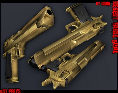 DESERT EAGLE GOLD ( ouro )
