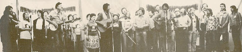 Hudson River Sloop Singers in Croton-on-Hudson NY 1986