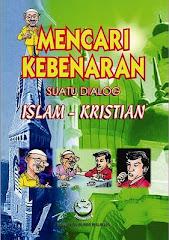 KOMIK MENCARI KEBENARAN SUATU DAILOG ISLAM VS KRISTIAN