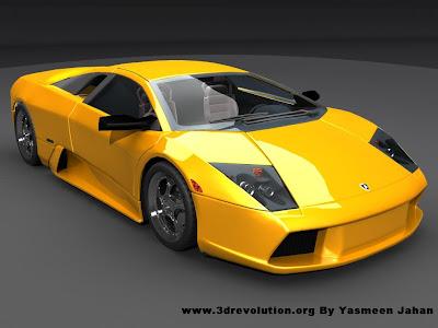 Spesifikasi Lamborghini Murcielago